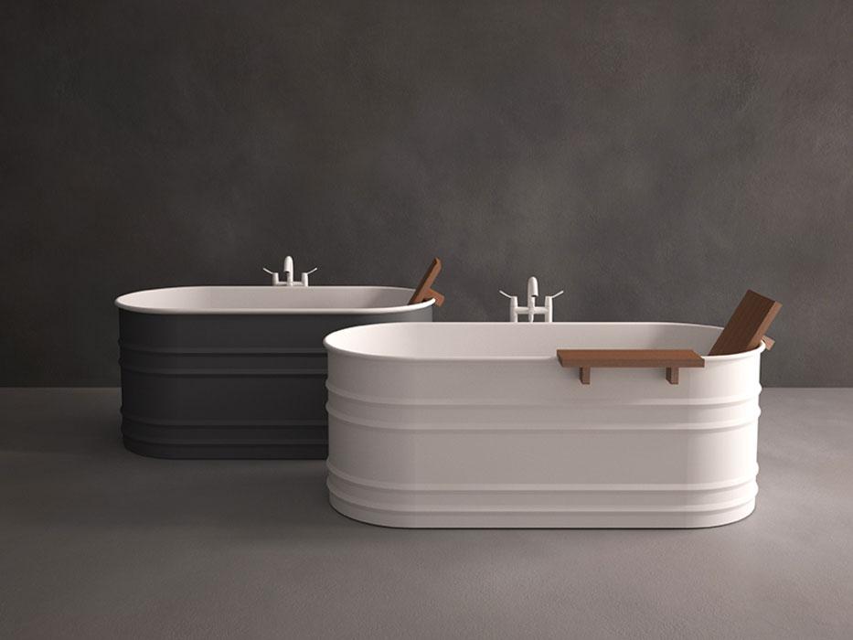 Vasca Da Bagno Metallo : Agape rivenditore a treviso vettoretti bagno design